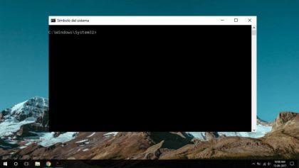 windows command line in visualneo win
