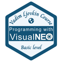 VisualNEO Approved Badge